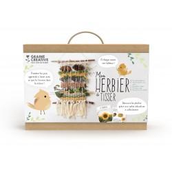 Weaving kit - My Herbarium