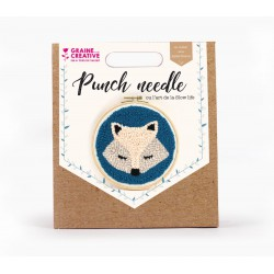 Punch Needle kit Ø 200 mm - Fox