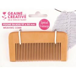 Weaving comb 97mm x 50mm