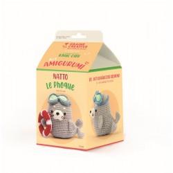 Kit minigurumi - Seal