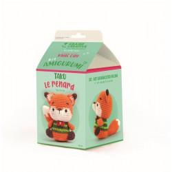 Kit minigurumi - Fox