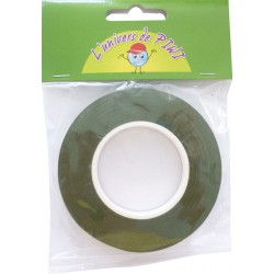 1 Roll self adhesive green flower tape