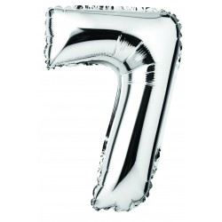 Balloon 410mm silver - 7