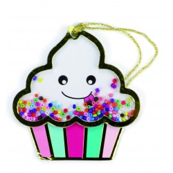 Shaker tags 85mm - Ice cream (2 pcs)