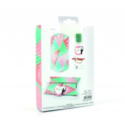 Gift box and accessories 140mm x 190mm - Tropical (6 pcs)