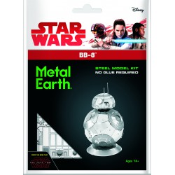 Maquette 3D metal - Star Wars BB-8