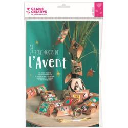 Avent calendar - Berlingot