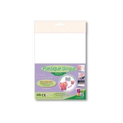 Plastic shrink 200mm x 260mm - Pastel (25 pcs)