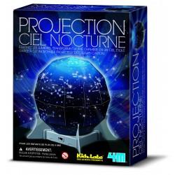 Kit DAM 220mm x 170mm - Night Sky projection