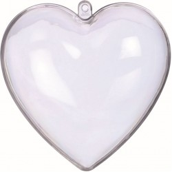 HEART 60mm - by 300pces