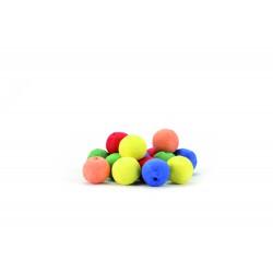 Cellulose balls Ø 30mm - Multicolor (100 pcs)