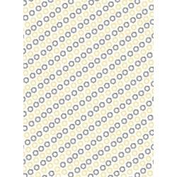 GLUEPATCH SHEET SOLEIL NOIR JAUNE BULK 30x40mm