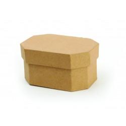 OCTAGONAL CARDBOARD BOX  90X70XHT54