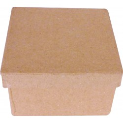 SQUARE CARDBOARD BOX  85X85X52