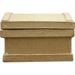 CARDBOARD BOX (PIRATE CHEST)   105X75X75