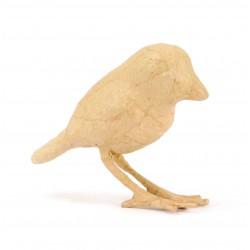 Cardboard bird 125mm x 90mm x 45mm