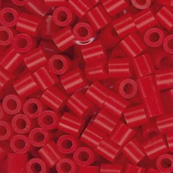 Iron beads - Red (1000 pcs)
