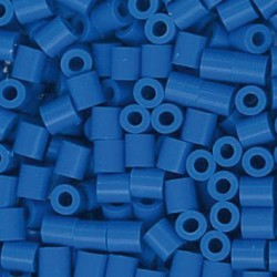 Iron beads - Dark blue (1000 pcs)