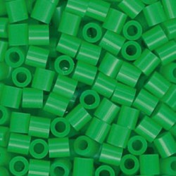 Iron beads - Light green (1000 pcs)
