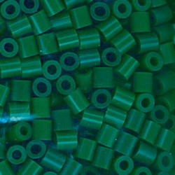 Irond beads - Dark green (1000 pcs)