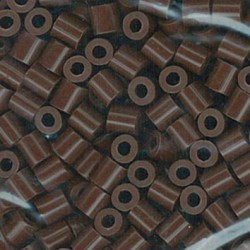 Irond beads - Brown (1000 pcs)