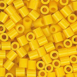 Iron beads - Yellow (1000 pcs)