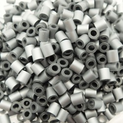 Iron beads - Silver (1000 pcs)