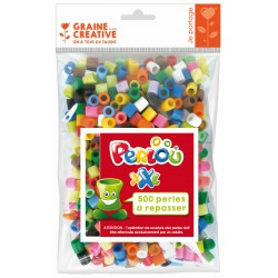 PACK OF 500 BEADS XXL - 10mm