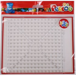 BOARD FOR BEADS XXL 10mm - SQUARE 15X15 CM