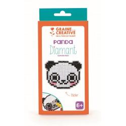 KIT DIAMOND MOSAIC PANDA