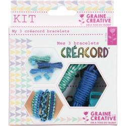 KIT CREACORD OCEAN 110x130mm
