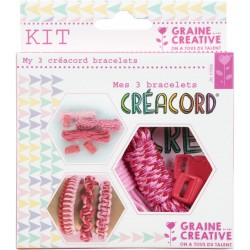 Kit Créacord 110mm x 130mm - Amour
