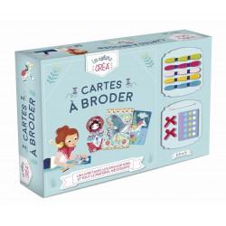 Book FR - Cartes a broder
