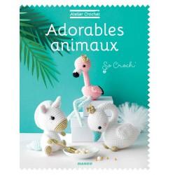 Book FR - Adorables animaux- Atelier crochet
