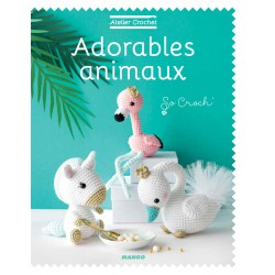 Book FR - Adorables animaux- Atelier crochet