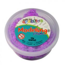 Modeling Foam 125ml fluo lila