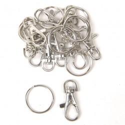 Cartier sleutelhanger met ring P/10