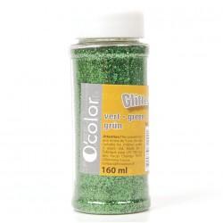 Pailletten in bokaal 160ml groen