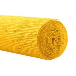 Florist crepe 50x250cm NB geel