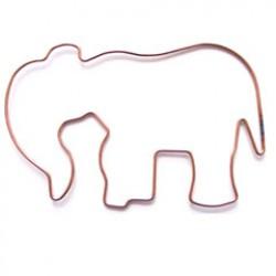 Draadfiguur olifant 210mm