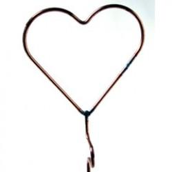 Draadvorm hart 65 mm