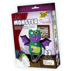 Little Monster Friends Batty