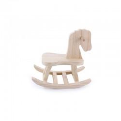 Rocking horse 11.5x6.5x11.5cm