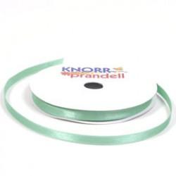 Satin ribbon 6mm x 10m - Green