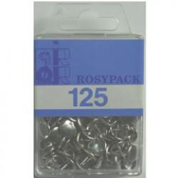 Duimspijkers P/125 nikkel