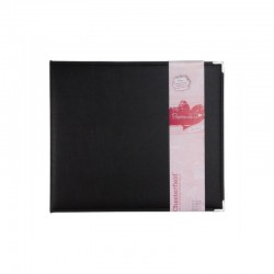Album D-Ring 30x30cm (10 Page Protectors) - Chesterfield