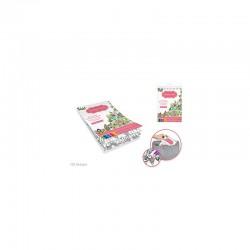 Art Therapy Coloring Book 14.5cmx22cm 100 Designs (A5) Gardenia