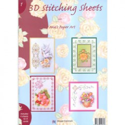 3D Stitching sheets nr 1