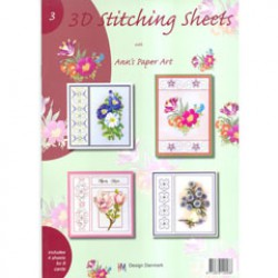 3D Stitching Sheets nr 3