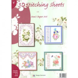3D Stitching Sheets nr 4